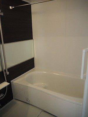 【浴室】エムティハウスⅢ