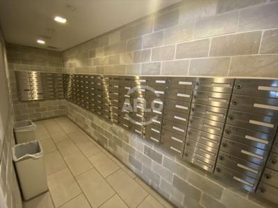 アーバネックス北浜 メールボックス