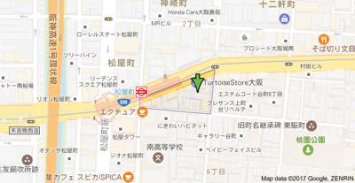 【地図】コモグランツ