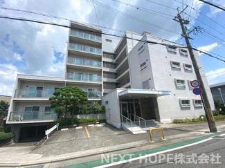【阪急仁川マンション】地上7階建 総戸数42戸 ご紹介のお部屋は4階部分です♪