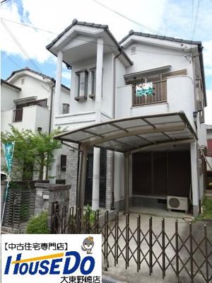 【外観】中古戸建 四條畷市緑風台(平成7年築)