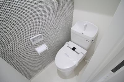 【トイレ】L&CスターハイツNo16