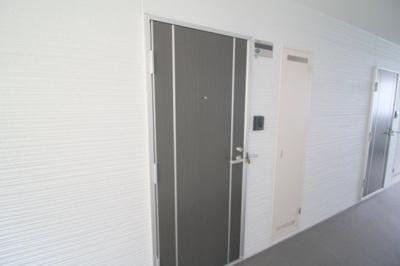 【玄関】L&CスターハイツNo16