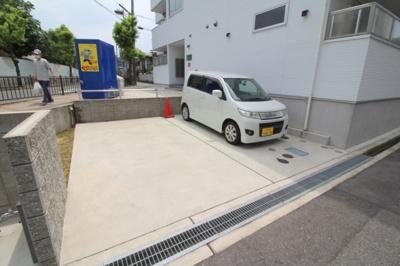 【駐車場】L&CスターハイツNo16