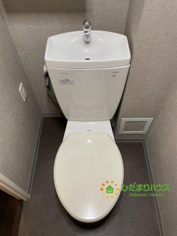 【トイレ】シンフォニーレジデンス