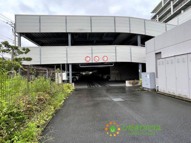 【駐車場】シンフォニーレジデンス