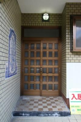 【玄関】大宮西総門口町貸家