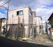 西区佐知川新築戸建~高台分譲地の画像