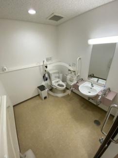 アーバネックス神山町 共用トイレ