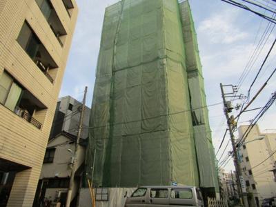 【外観】(仮称)北新宿有川マンション