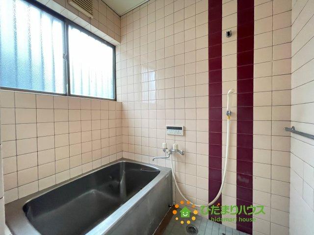 【浴室】久喜市野久喜 中古一戸建て