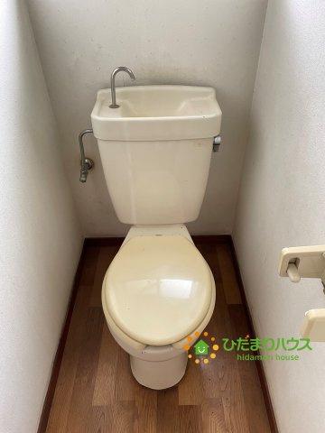 【トイレ】久喜市野久喜 中古一戸建て