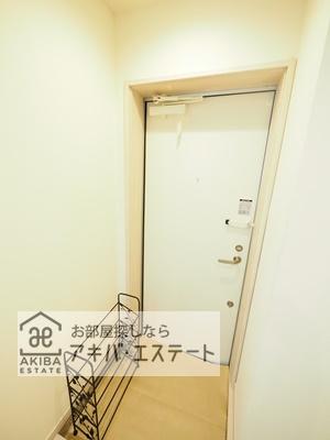 【玄関】グランシャレー北千住
