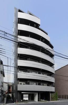 【外観】SYFORME DEN-EN-CHOFU-MINAMI Asyl Court
