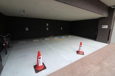 【駐車場】レジュールアッシュ福島レジデンス