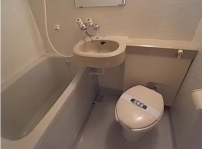 【浴室】ウィン浅草