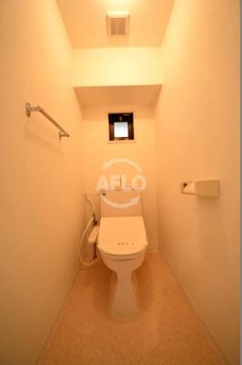日宝サンフラッツ東平 トイレ