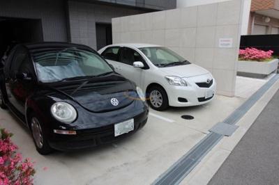 【駐車場】ダブルスタイル福島Ⅱウィステリア