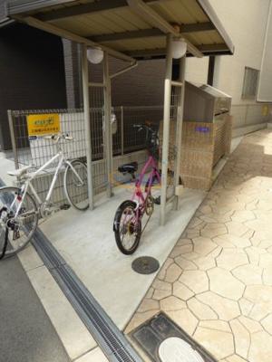 【駐車場】フジパレス福島サウス