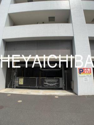 【駐車場】レジディア錦糸町Ⅱ