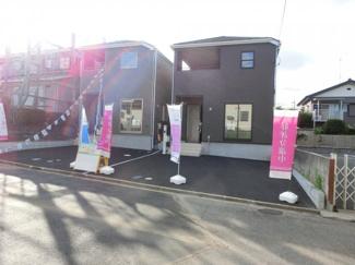 成田市玉造 新築一戸建 現地写真です。
