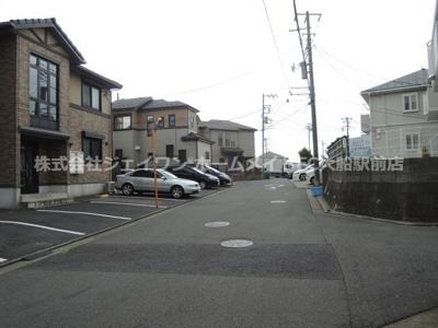 【駐車場】湘南レジデンスI