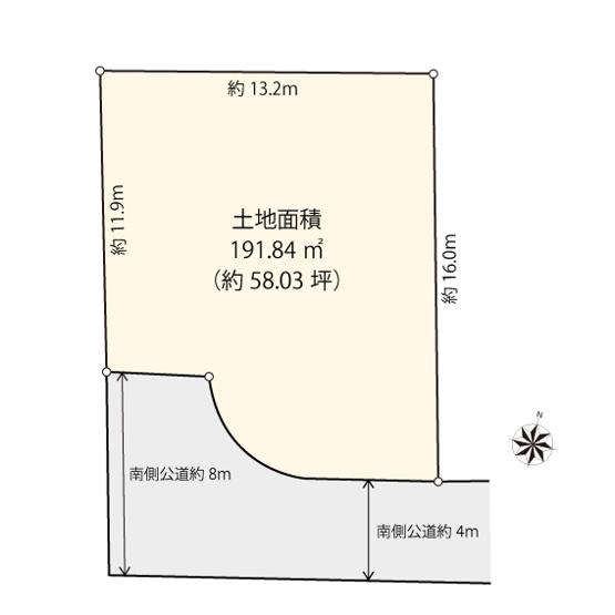 【土地図】目黒区下目黒5丁目
