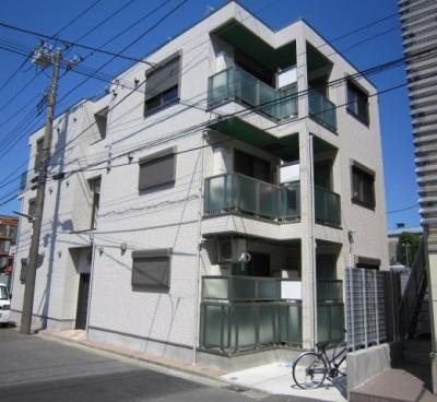 JR横浜線「小机」駅より徒歩圏内のアパートです