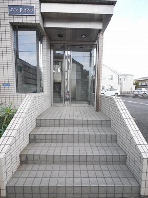 【エントランス】メゾン・ド・ソフィア
