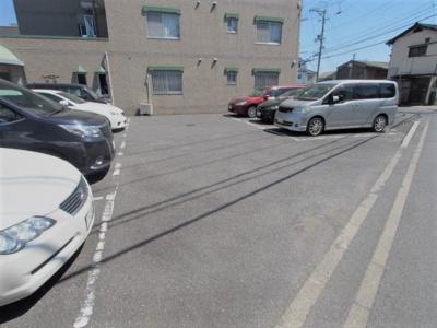 【駐車場】ハーモニー中須