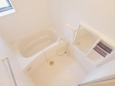 【浴室】レーヴィンス稲葉