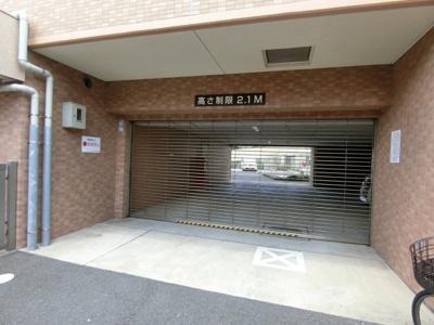 【駐車場】ダイアパレスお花茶屋Ⅱ