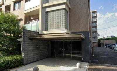 【エントランス】プラウドシティ高槻ビューレジデンス