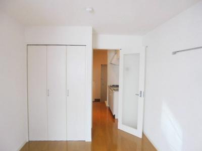 デッドスペースが少ないのでお部屋を有効活用