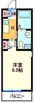 【外観】リブ白楽A号棟