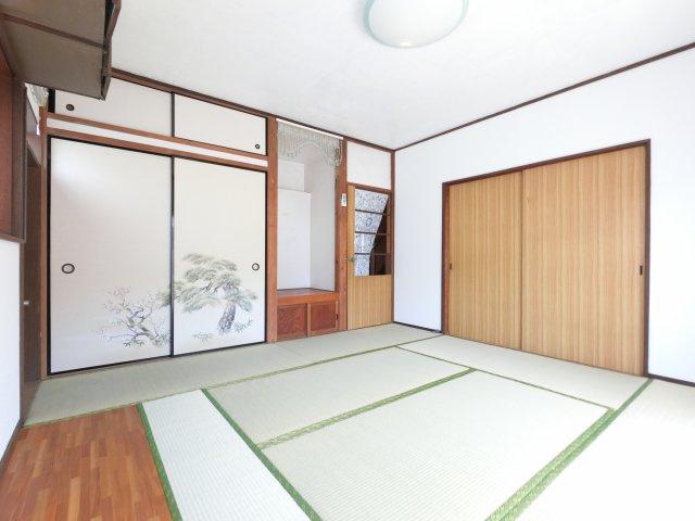 【和室】市原市瀬又貸家/93.41