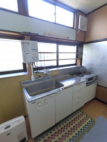 【キッチン】市原市瀬又貸家/93.41