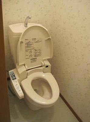 【トイレ】ラフィネ自由ケ丘