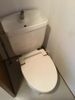 【トイレ】あるゾウパレス本町