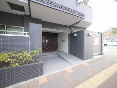 【エントランス】グランリーヴェル横濱ポートシティ