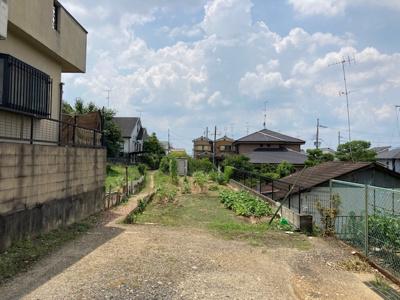 【前面道路含む現地写真】宇治市広野町大開