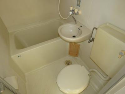 【浴室】コーポシャトレ