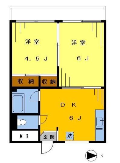 高円寺パレスマンション