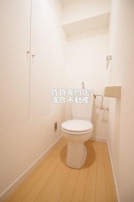 【トイレ】サーティーフォービル