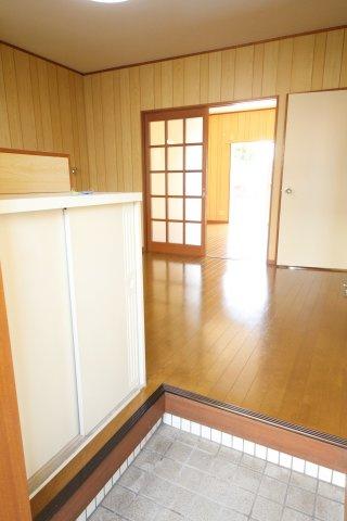 【玄関】ファミールワキ