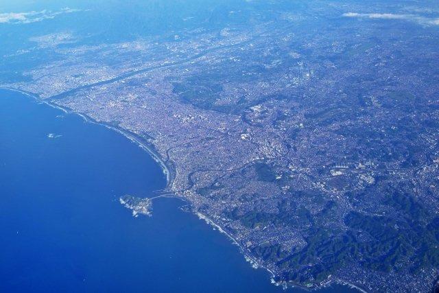 平塚は海も山も川もある自然環境に恵まれた街です。