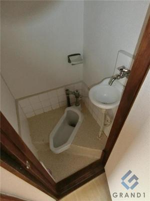 【トイレ】ビスタ本町