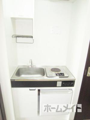 【キッチン】シャトーボヌゥール郡家本町