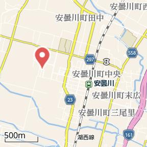 【地図】グレイオーク
