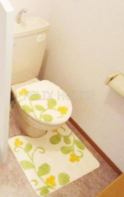 【トイレ】ステラコート大泉学園